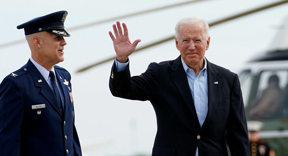 Biden: Yeni İsrail Başbakanı ile çalışmayı dört gözle bekliyorum