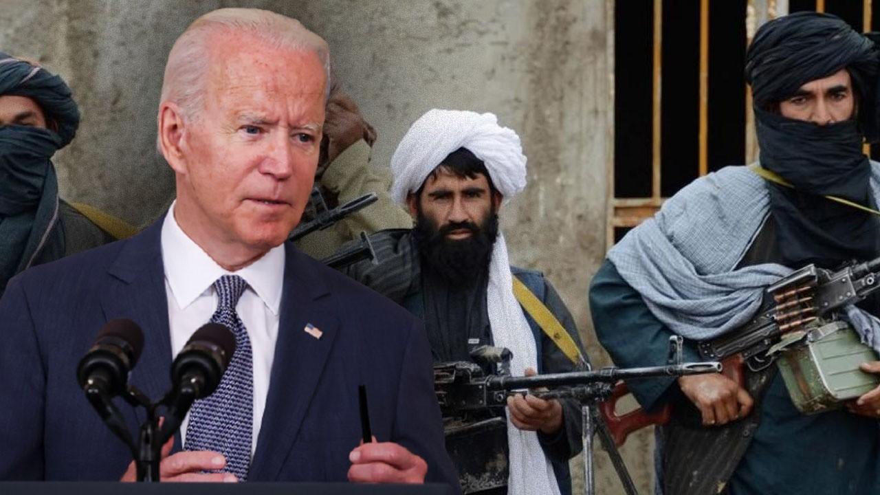 Biden: Afganistan'dan ayrılma kararımız doğru!