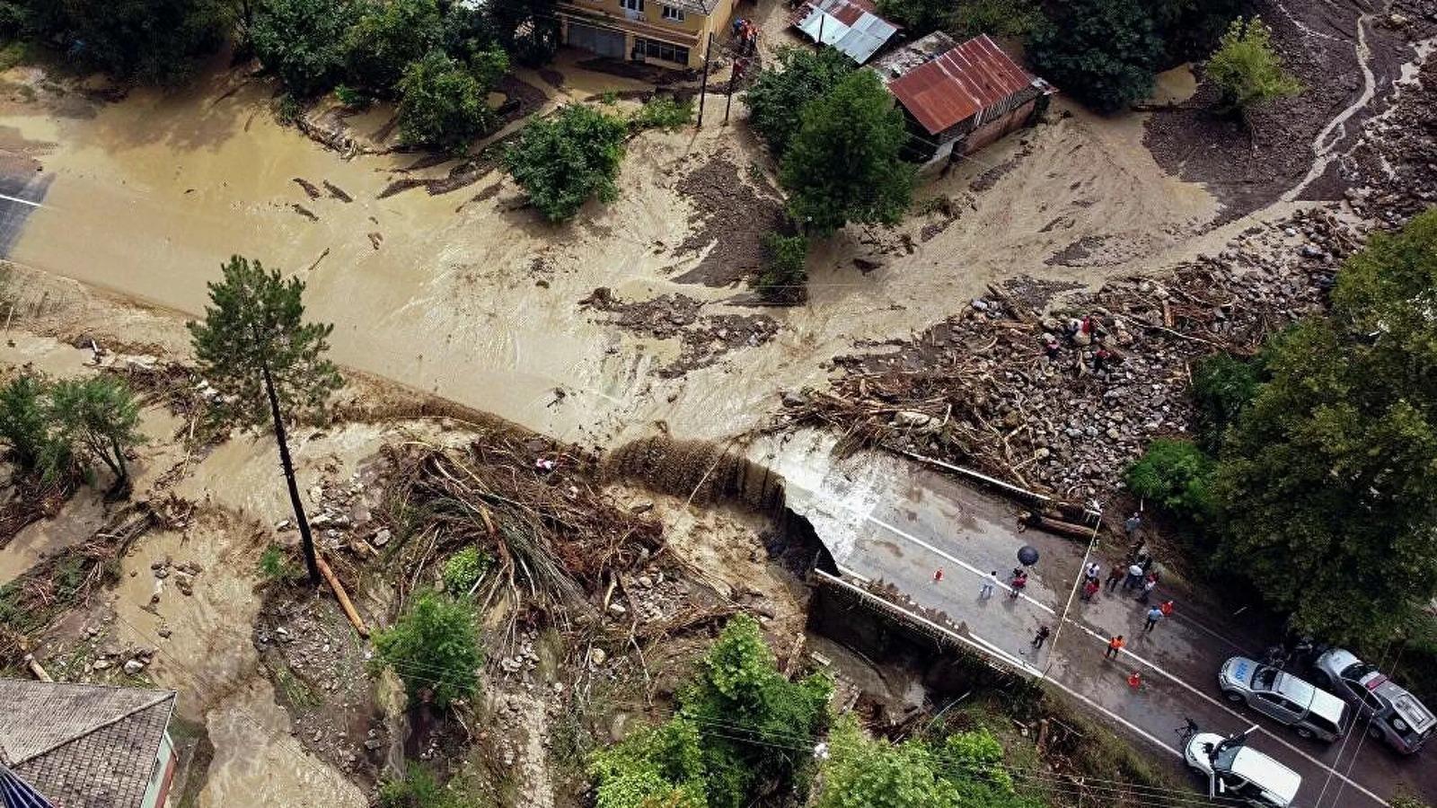 BM'den rapor: 50 yılda 11 binden fazla felaket yaşandı