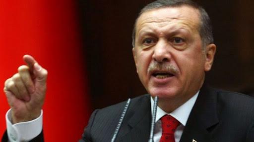 BMGK'dan Erdoğan'a kınama!