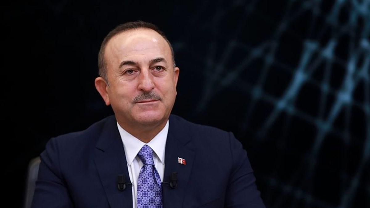 Çavuşoğlu'ndan büyükelçi krizine ilişkin açıklama: Arkasında Biden yok!
