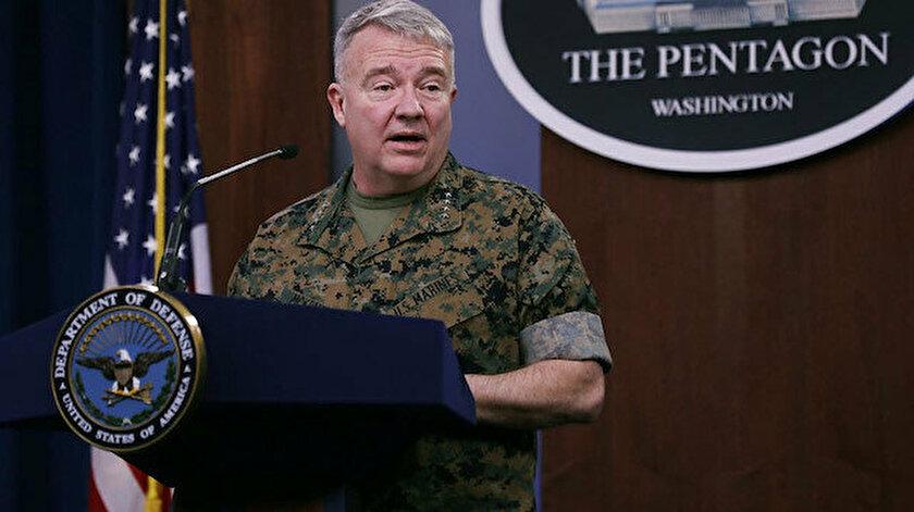 CENTCOM: Taliban liderleriyle saldırmamaları için görüştük!