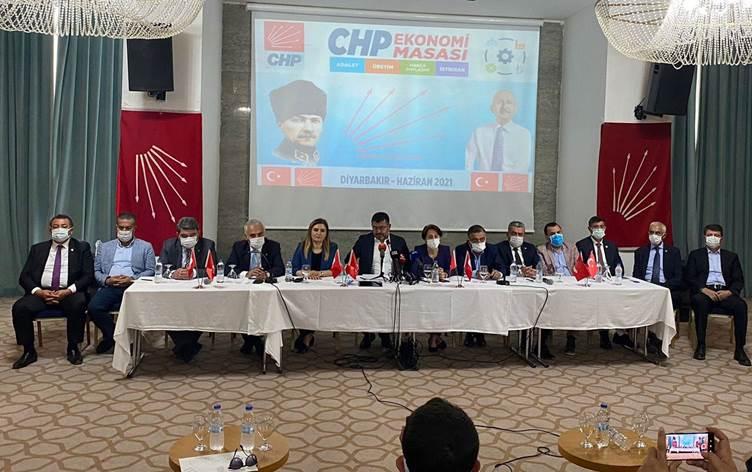 CHP heyeti Diyarbakır'da: Kürt meselesini çözeceğiz!
