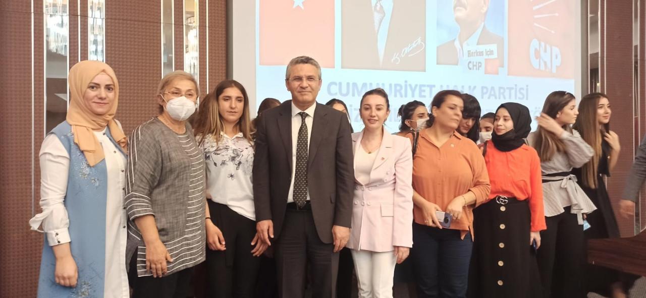 CHP: Kürt sorununu üniter devlet yapılanması içinde çözeceğiz!