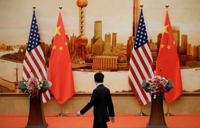 ABD ve Çinli üst düzey heyetler Zürih'te görüştü!