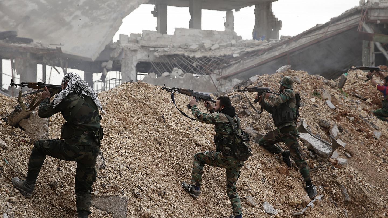 SOHR: Esad güçleri ile çıkan çatışmada 16 kişi öldü, 40 asker kaçırıldı!