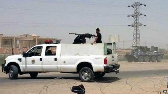 IŞİD askeri nokta ile taziye çadırına saldırdı: Ölü ve yaralılar var!