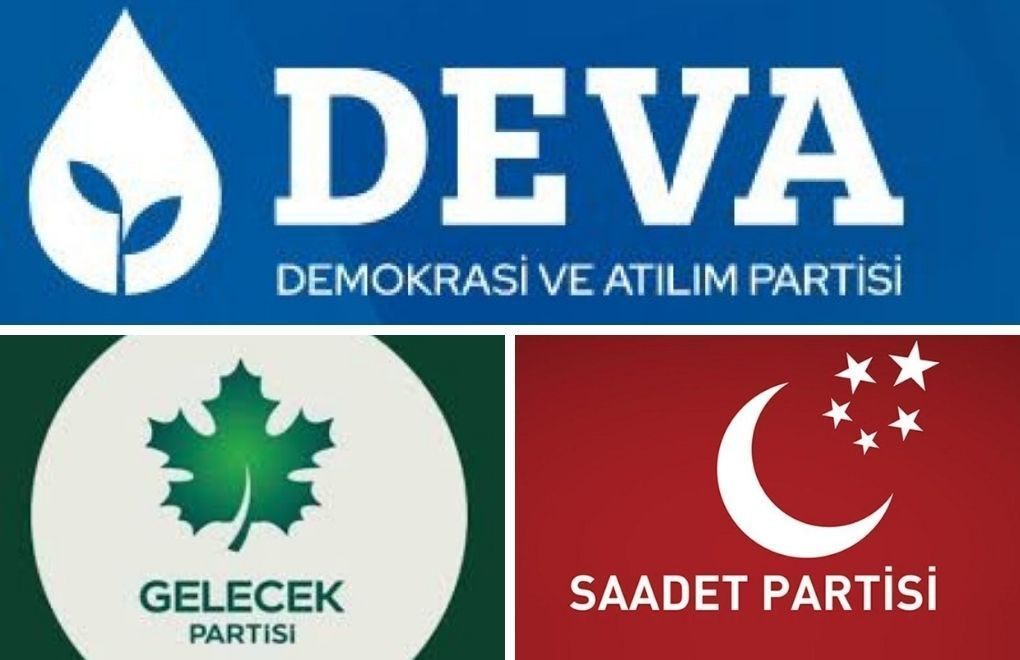 Tirkiye | 'Partiyên DEVA, Gelecek û Saadetê li hember AKPê hevpeymanekê ava dikin'