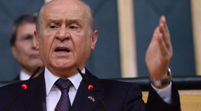 Bahçeli: Kürtten terörist olmaz, teröriste 'Kürt' denemez!