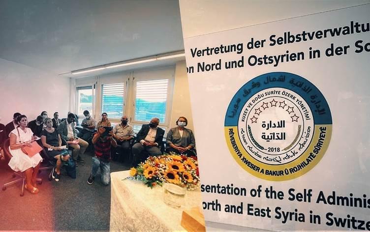 Rojava yönetimi Cenevre'de temsilcilik açtı!