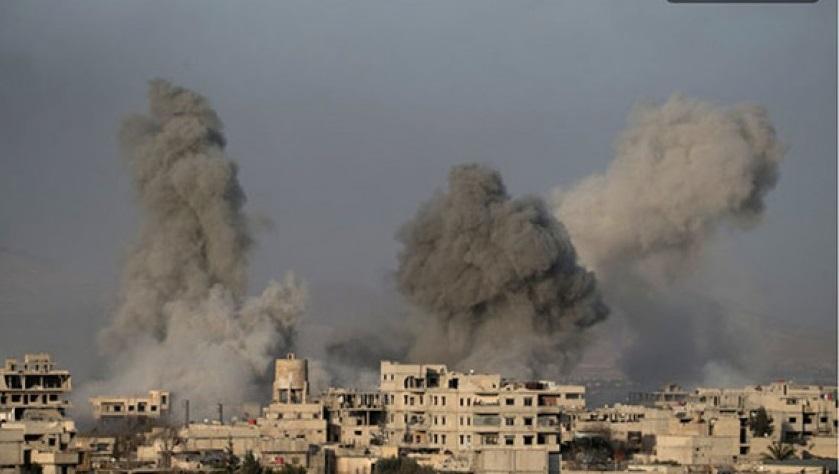 Rojava   Efrin'de roketli saldırı: Ölü ve yaralılar var!