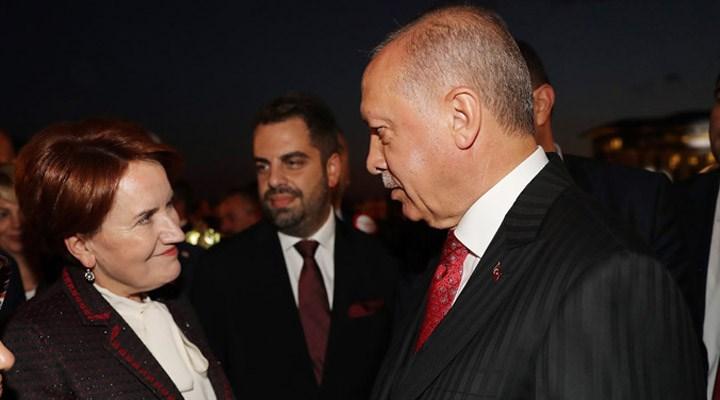 Erdoğan-Akşener iddiasına karşı İYİ Parti'den açıklama!