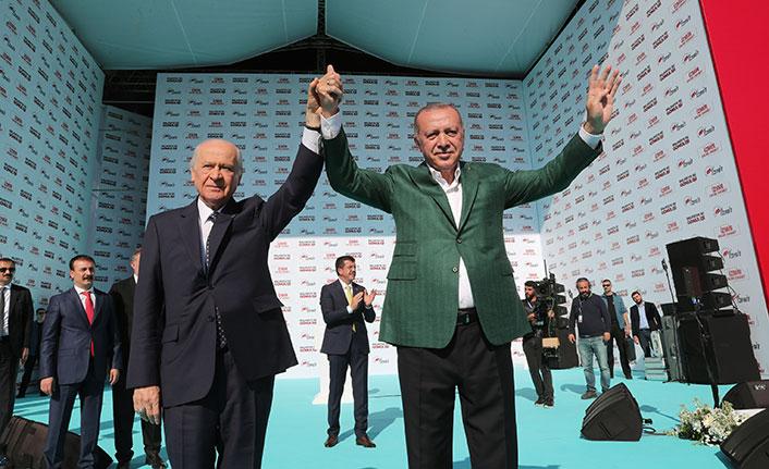 Erken seçim iddiaları: Erdoğan, 2022'de meydanlara çıkacak!