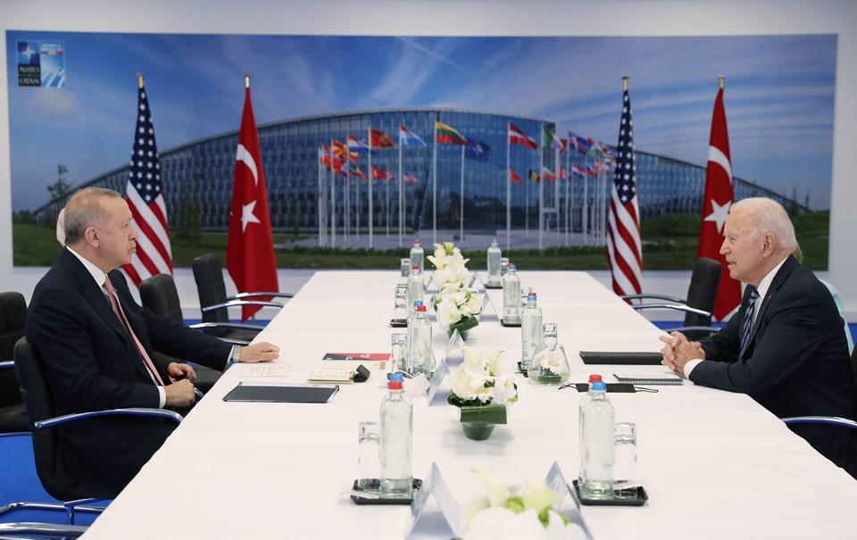 Erdoğan: ABD ile yeni bir dönemin kapılarını araladık!