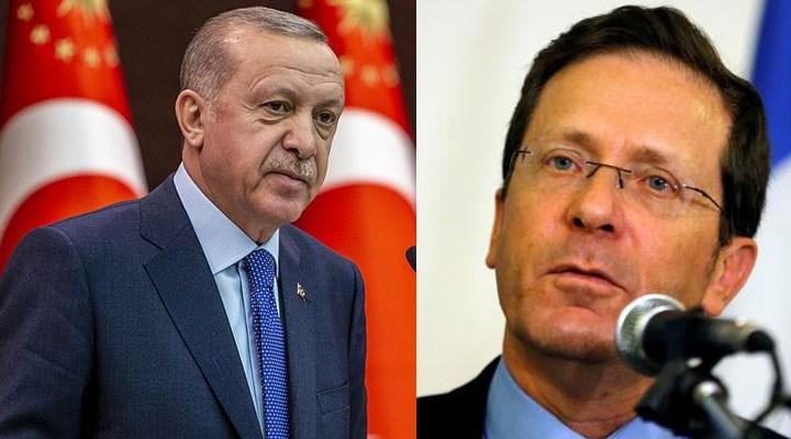 Erdoğan'ın İsrail Cumhurbaşkanı ile görüşmesi hakkında flaş iddia!