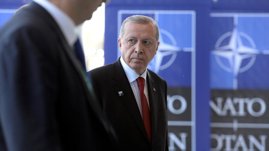 Erdoğan'dan NATO zirvesi öncesi Libya talimatı!