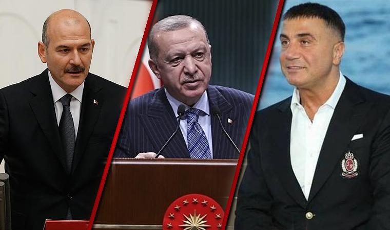 The Economist'en Sedat Peker yorumu: Erdoğan'ın konumu ilk kez kırılgan görünüyor!