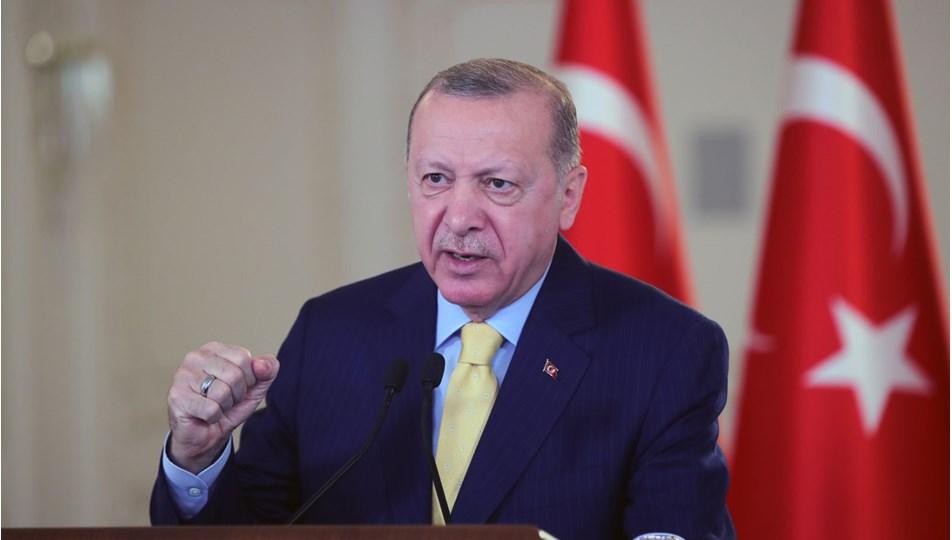 Erdoğan: Taliban'ın işgal hareketi doğru değil!