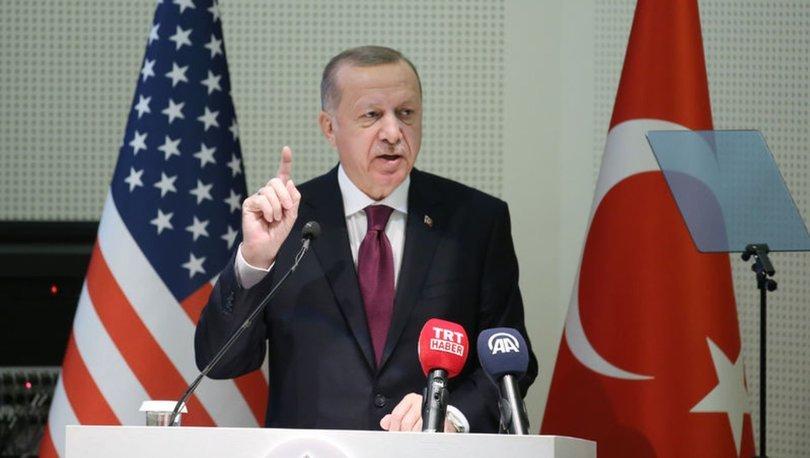 Erdoğan: ABD, mülteciler konusunda daha fazlasını yapmalı