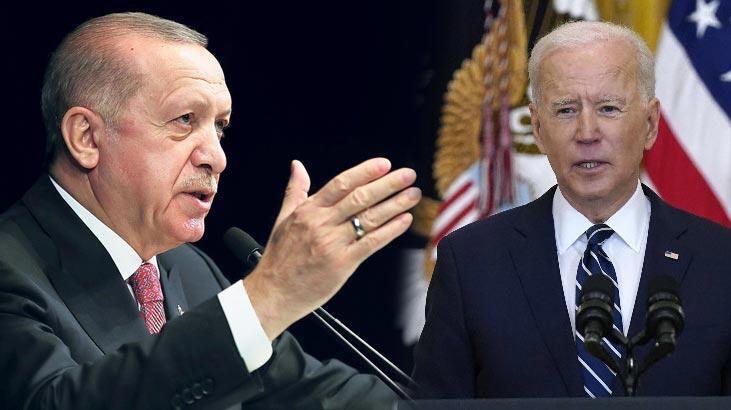 Bloomberg'den Biden'e Erdoğan çağrısı: Toleransın sonuna gelindiğini gösterilmeli
