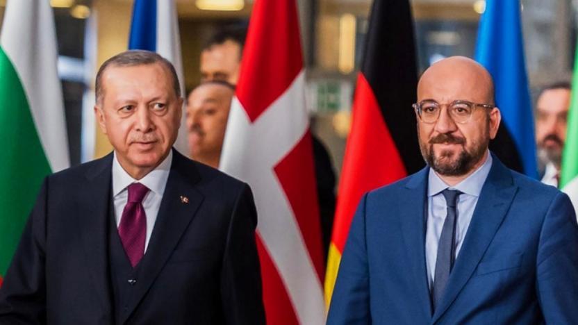Erdoğan: Türkiye ilave bir göç yükünü kaldıramaz!