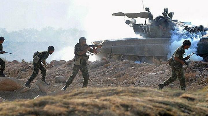 Ermenistan ve Azerbaycan güçleri, Türkiye sınırında çatıştı!