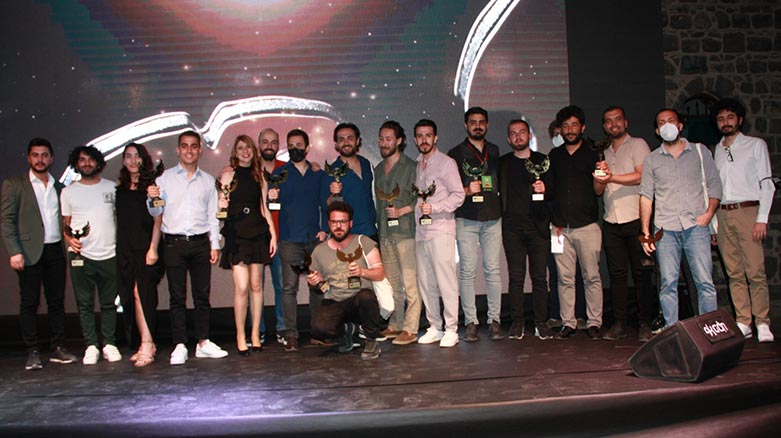 1. Diyarbakır Kısa Film Festivali'nde ödüller sahiplerini buldu