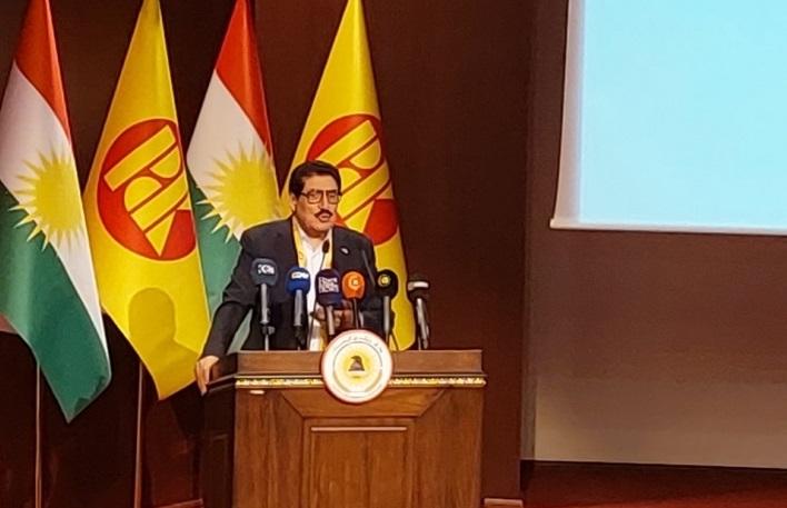 Mirani: KDP 75 yıldır ayakta ve Kürdistan'ın koruyucu gücü