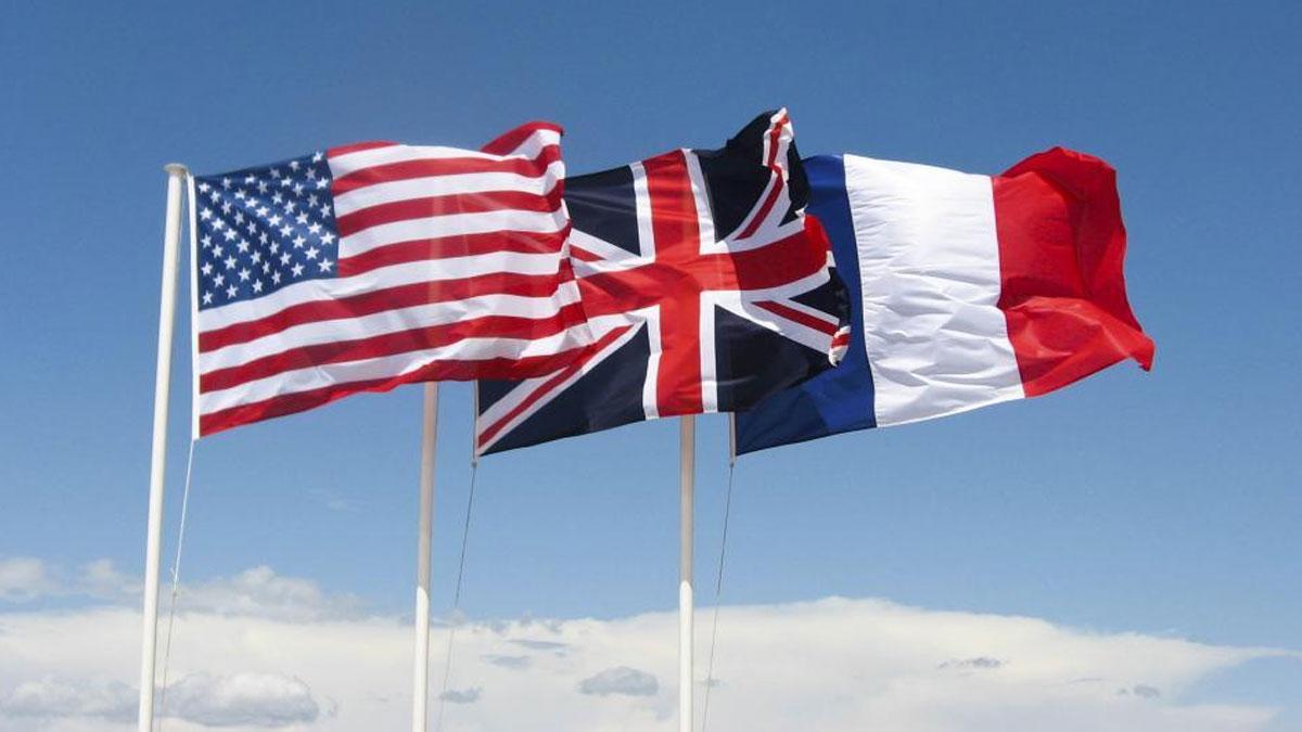 Fransa'dan İngiltere ve ABD'ye sert tepki!