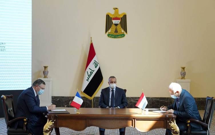 Irak ve Fransa arasında 27 milyar dolarlık anlaşma!