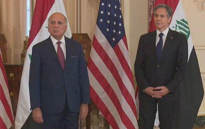 Irak Dışişleri Bakanı: Irak iç meselelerde yalnız bırakılamaz!
