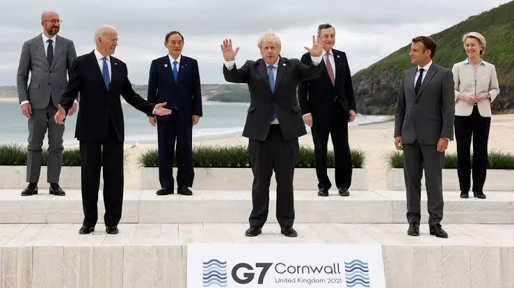 G7'de Kuzey İrlanda tartışması: Macron, İngiltere'yi uyardı!