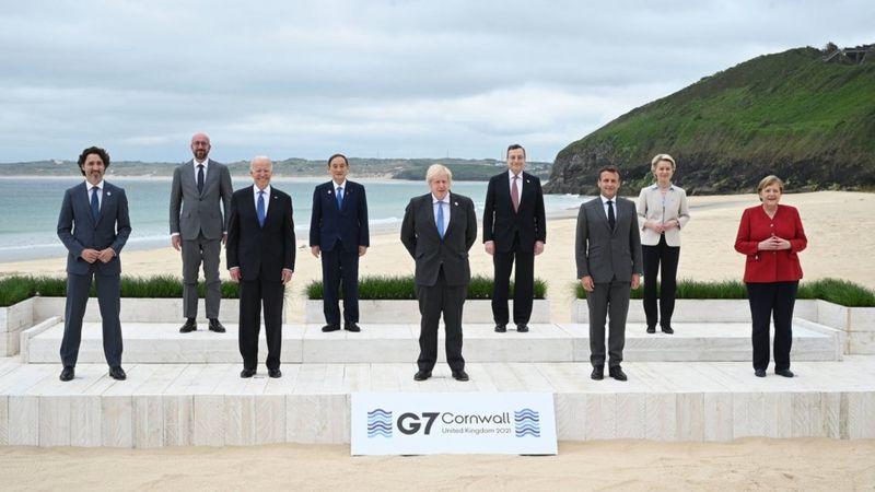 G7 ülkelerinden Taliban açıklaması!