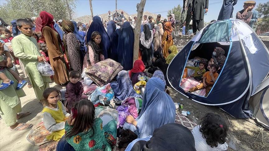 BM: Afgan ve Taliban çatışmasında Kabil'e kaçış sürüyor