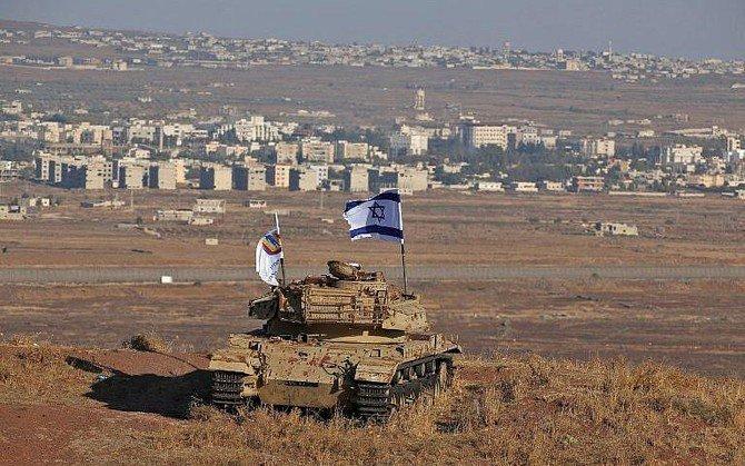 "İsrail Başbakanı: ""Golan Tepeleri İsrail'indir, nokta"""