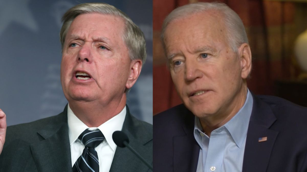 Graham'dan Biden'a sert İran tepkisi: Ayetullah dindar bir Nazi!