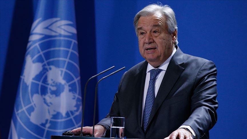 BM Genel Sekreteri: Taliban ile görüşmeye hazırım