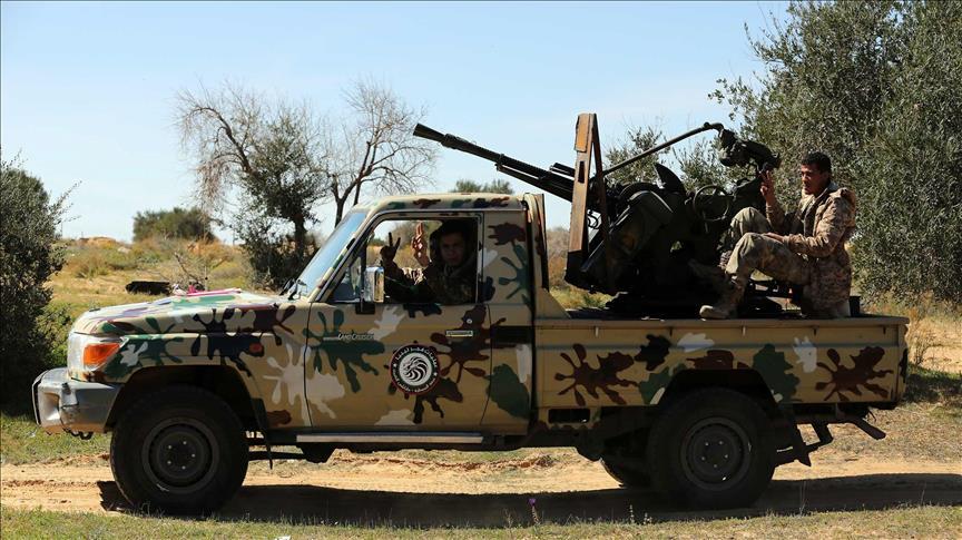 Libya | Hafter, paralı askerler karşı operasyon başlattı!