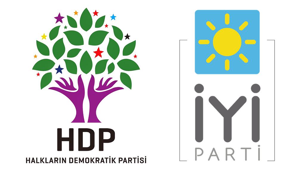 İYİ Parti kanadından HDP ve ittifak açıklaması