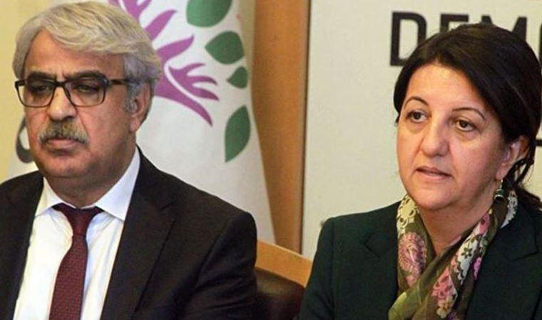 HDP'den flaş iddia: Eş başkanların telefonları başka genel başkanlarla görüşürken dinlenmiş
