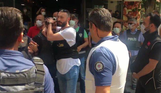 AKP'den HDP binasına yapılan saldırı hakkında ilk açıklama!