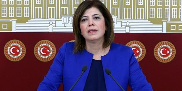 HDP'li Beştaş: Kürdistan'da millet aşı olmuyor, AKP'ye güvenmiyoruz diyorlar!