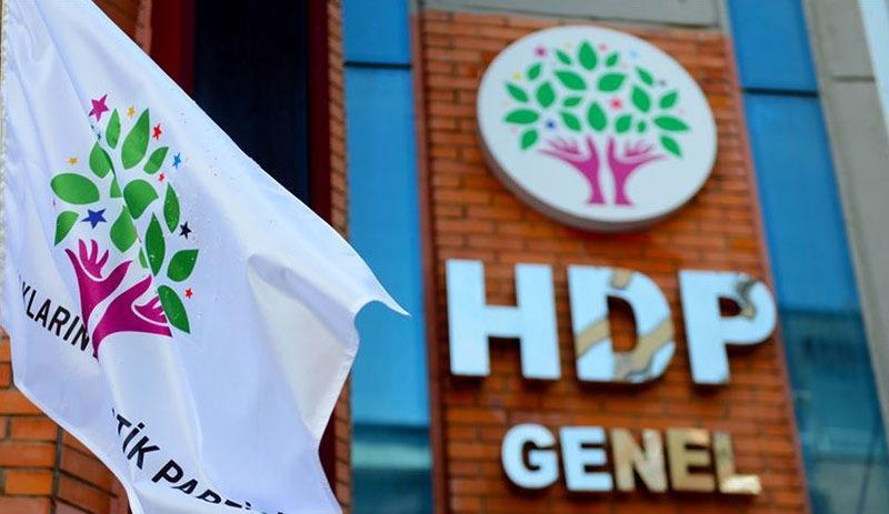 HDP: Kapatma davasına ilişkin iddianame partiye tebliğ edildi!