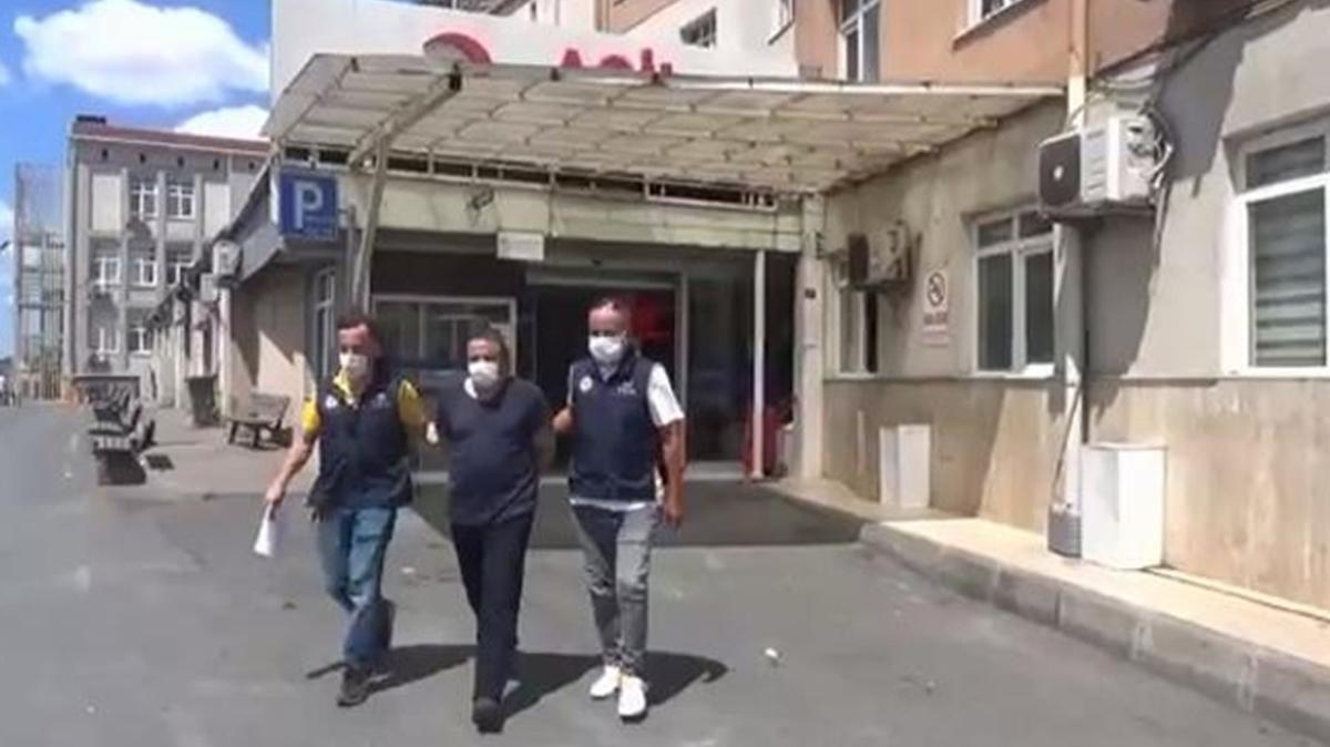 Gri listede aranan Hizbullah üyesi İstanbul'da yakalandı!