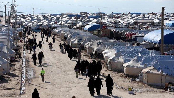 Rojava yönetiminden Hol Kampı'na ilişkin insani kriz uyarısı!