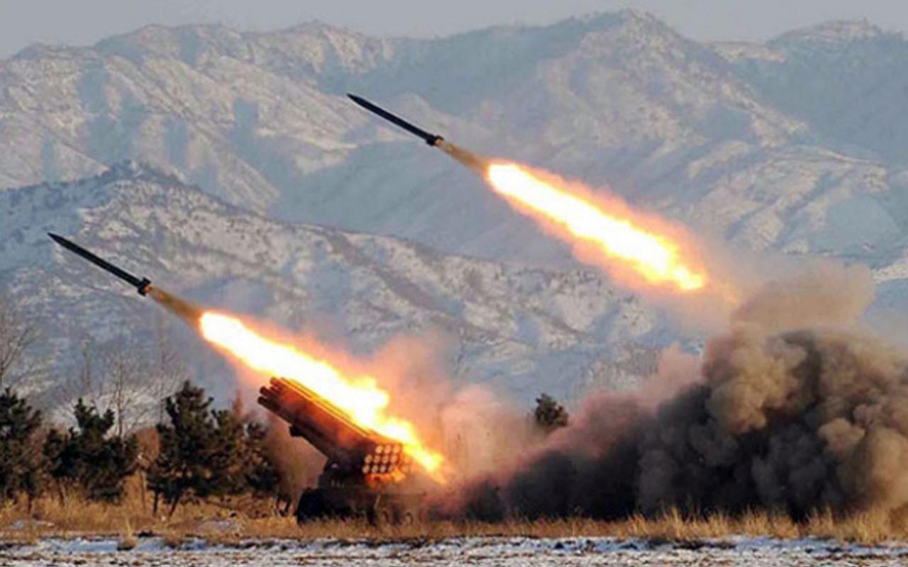İranlı milisler, Suudi Arabistan sınırına füzelerle saldırdı