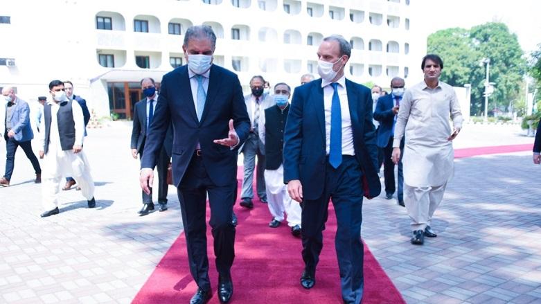 İngiltere ve Pakistan'dan kritik Afganistan görüşmesi!