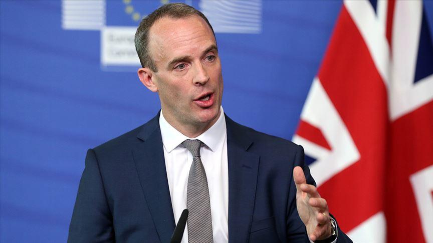 Raab: İngiliz istihbaratı Kabil'in düşmesini beklemiyordu