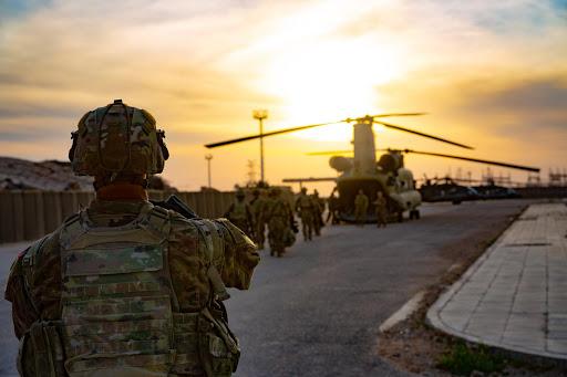 AP: Biden, Bağdat'ın 'muharip güç' talebini kabul etti