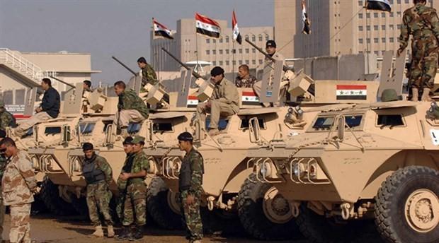 İran'ın tehdit açıklamalarına Irak ordusundan yanıt!